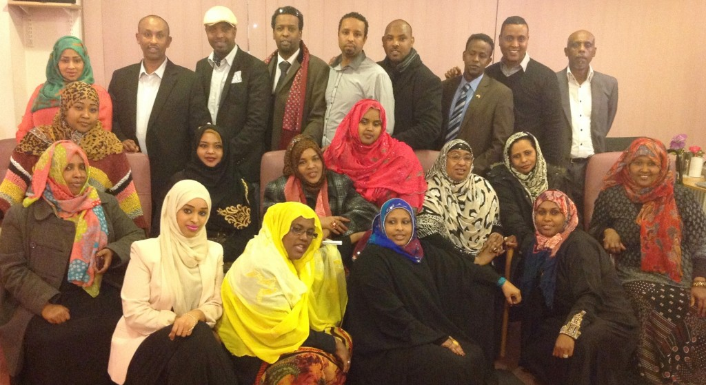 British somaliland council group photo