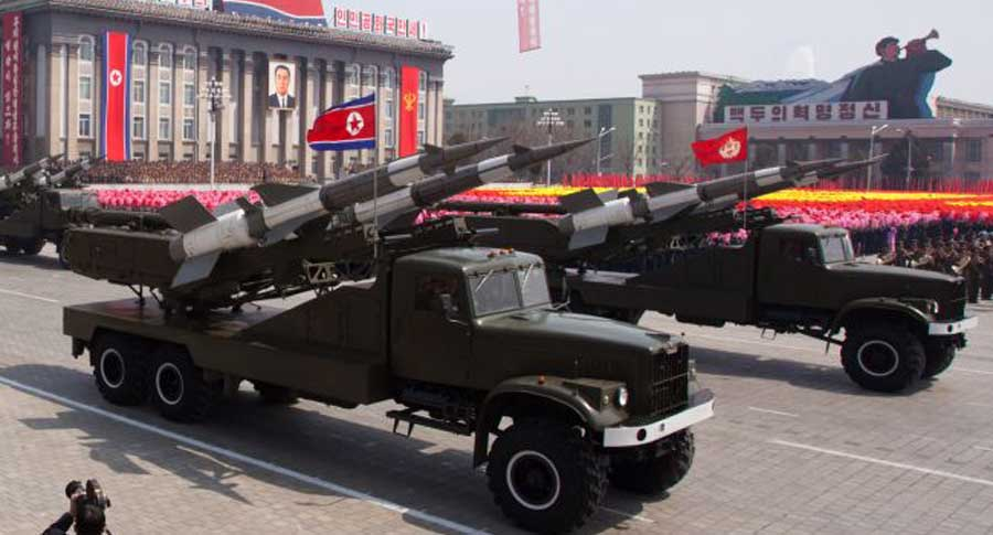 North Korea Threatens to Attack US....Again
