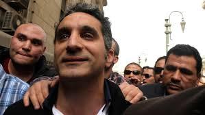 Bassam Youssef oo maxkamadii lagu sii wado