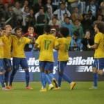 Brazil Oo Dhigeeda Argentine Ku Xasuuqday Ciyaar Saaxiibtinimo Ah