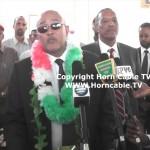 Daawo Muqaal…Gudoomiyayaasha Xisbiyadda Mucaaridka Somaliland iyo Xisbiga Kulmiye oo maanta Dalka Soo gaadhay kana warbixiyey safarkoodii…