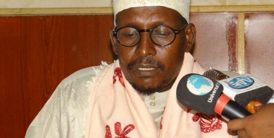 Dowladda Somaliya oo taageertay in liiska argagaxisada laga saaro Sheekh Maxamed Saciid Atam