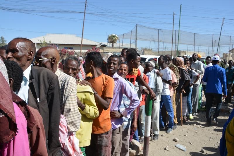 Madaxweyne-ku-xigeenka Somaliland iyo Guddoomiyaha KULMIYE oo kormeeray diiwaangelinta Boorama iyo Baki+Sawiro