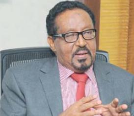 """Prof. Ismaaciil Hurre Buubaa: """"Magaca """"British Somaliland"""" wuxu sharciyoobay 1888'kii 25th May, 2017"""