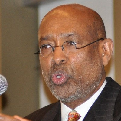 While appointed Safir as ambassador to Kenya and extended red carpet reception to professor Samatar when he returned to Somaliland. 21st Oct, 2016