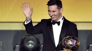 Ronaldo iyo Messi kee ku guulaysan doona Ballon d'Or?