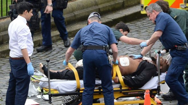 British police identify London attacker as Khalid Masood, 52