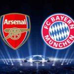 Ciyaar Adag Oo Caawa Dhex-maraysa Kooxaha Arsenal Iyo Bayern Munich. (SLT-London)-Bayern Munich ayaa marti ku ah Emirates Stadium iyadoo aan qabin cabsi badan marka laga reebo iney dhacdo mucjiso uusan qof walba fileynin.