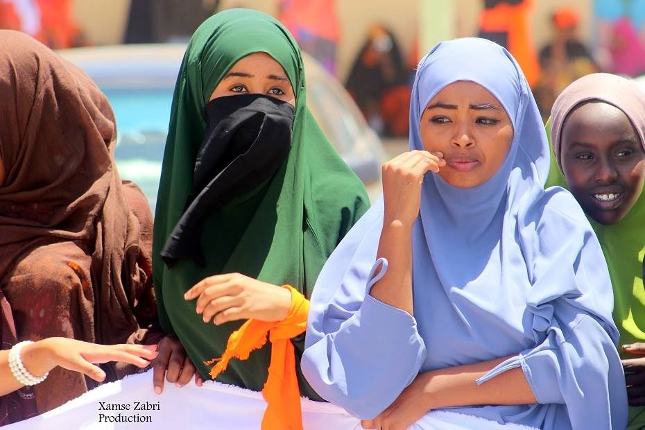 Daawo Sawiro dheeraada oo ku saabsan qaabkii loogu soo dhaweeyey waftigii uu hogaaminaayey Gudoomiye Cabdiraxmaan Ciro oo caasimaadda Somaliland Hargeysa 24.04.17