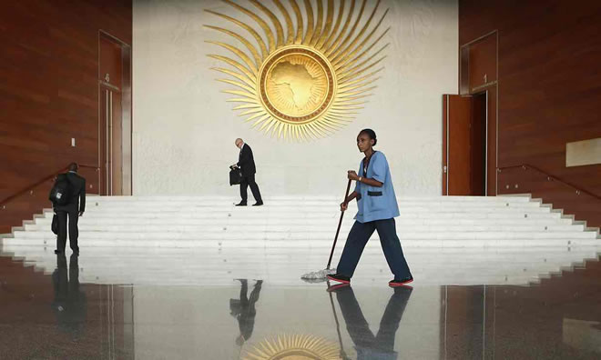 World is plundering Africa's wealth of 'billions of dollars a year