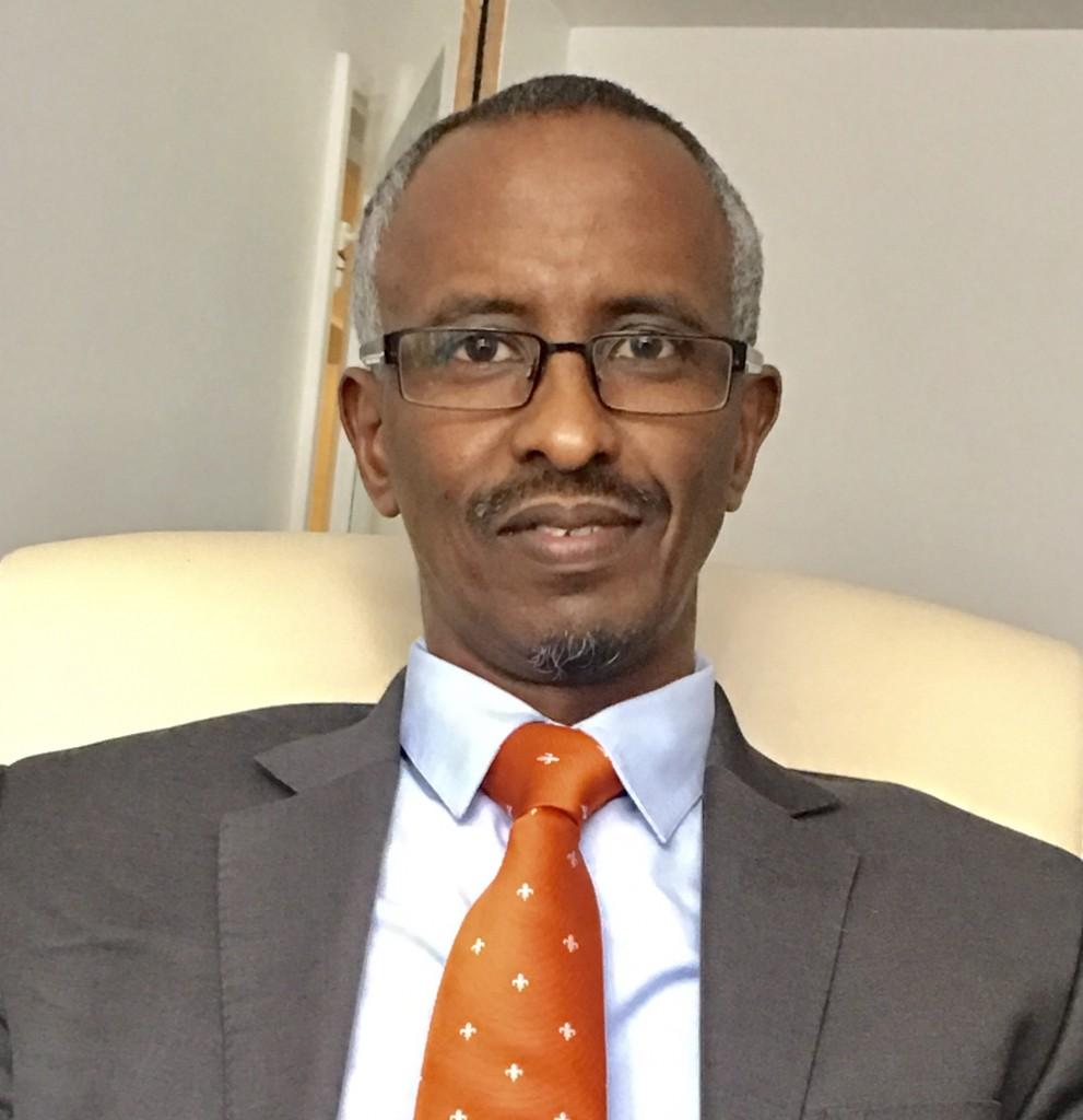 Gudoomiyaha Xisbigaa Waddani UK Maxamed Cali Maxamuud oo hambalyo u diraaya shacabka reer Somaliland,Munaasabada Ciida.26.06.17