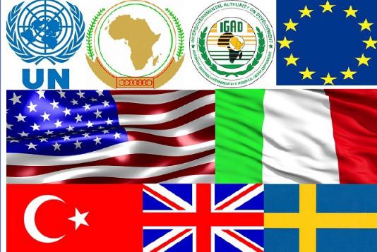 Dalalka Taageera Dimuqraadiyada Somaliland Oo Caddeeyay Inay Ka Xun Yihiin Dadkii Ku Dhintay Mudaharaadyadii Ka Dhacay Somaliland..November 22, 2017
