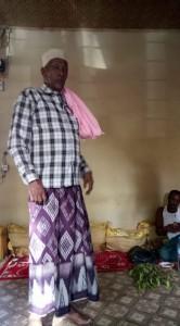 ODAY DAYR MAXAMED CILMI OO FARIIN U DIRAY MADAXWENE MUUSE BIIXI IYO MAXAMED KAAHIN
