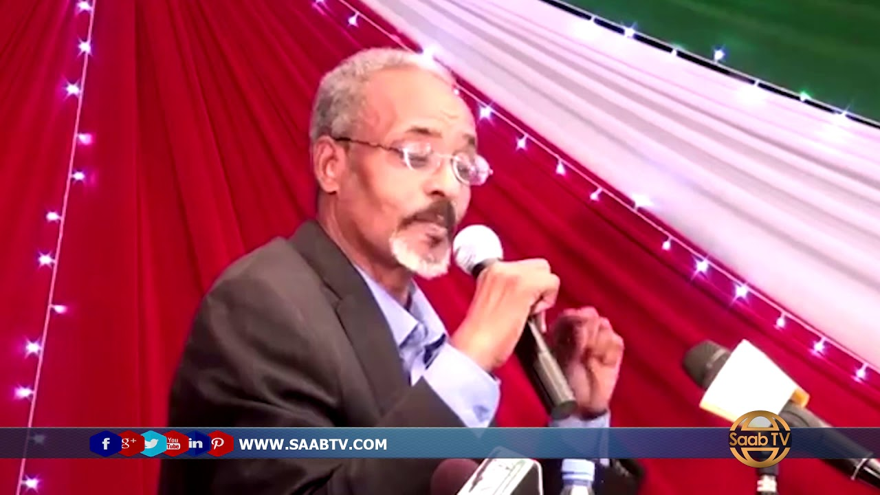Wasiirka Warfaafinta Somaliland oo ka hadlay Dagaalka Tukaraq ka qarxay.. 24th May, 2018