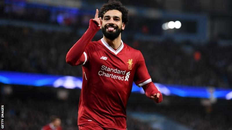 PFA Player of the Year 2017-18: Liverpool's Mohamed Salah wins top award
