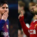Mohamed Salah Oo Ka Naxay Goolkii Uu Messi Ka Dhaliyey Real Madrid