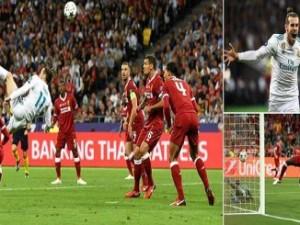 War degdeg ah: Real Madrid Oo Markii 3aad Oo Xidhiidh Ah Ku Guuleysatay Champions League, Oohintii Mohamed Salah iyo Rikoodhadii La Ururiyey