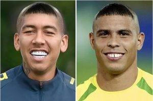XASUUSIN: Roberto Firmino Oo Reer Brazil Dib U Xasuusiyey Halyeygii Ronaldo, Una Ballan-qaaday Inuu Waxwalba U Qaban Doono