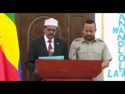 DAAWO:KHATARTA HESHIISKA SOMALIYA & ETHIOPIA EE 4-DEKEDOOD EE BADA CAS..JUNE18.18