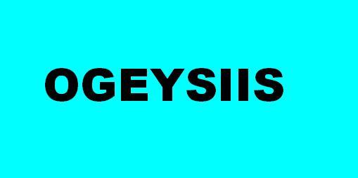 OGEYSIIS