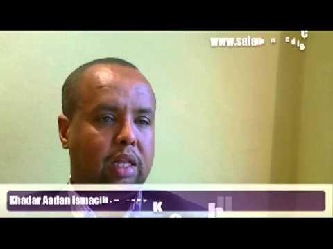 Safarkii Khadar Aadan Ismaciil (Khadar Koodbuur) ee Dawlad degaameedka Soomaalida Ethiopia. Daawo video