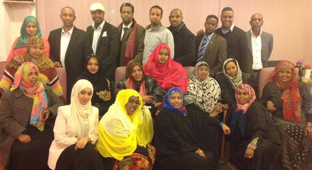 British somaliland council group photo
