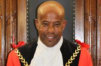 Mayor Mohamed was deputy last year
