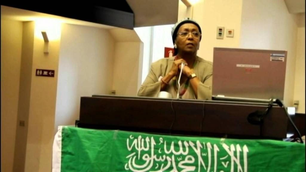 Daawo khudbadii Dr Adna  Aadan ka jeedisay shirkii aqoonsiga Somaliland ee EU ee Brussels