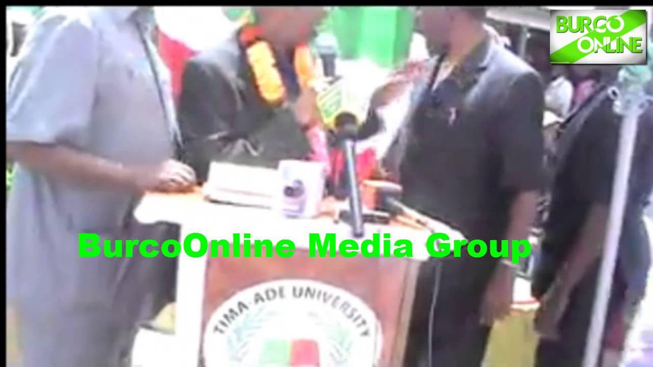 """Daawo Video: Axmed Ismaaciil Samatar Oo Diiday Inuu Xidho Ama La Saaro Callanka Somaliland Iskana Fogeeyey """"Fadlan Iga Daaya, Fadlan Iga Fogeeya"""""""