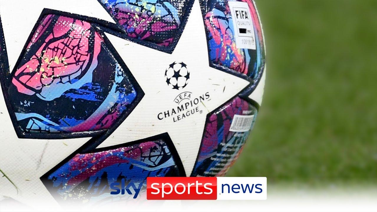 BREAKING: Champions League Final between Man City ...